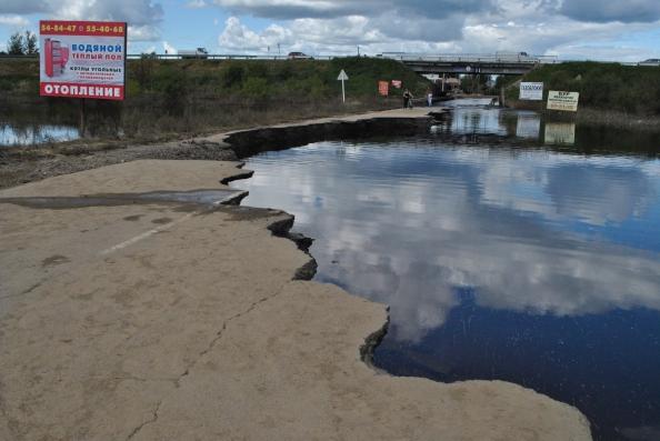 Наводнение ДФО 268