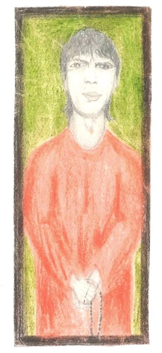 Self portrait 80
