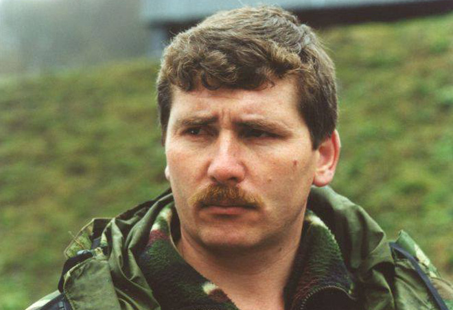 Adygean Environmentalist Valery Brinikh