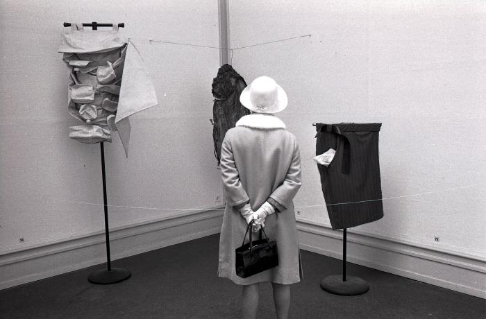 Ausstellung - Kunst Experimentelle Kunst in der Kunsthalle in Bern