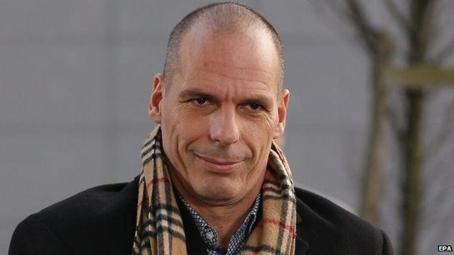 Yanis Varoufakis, anti-anti-Putinist