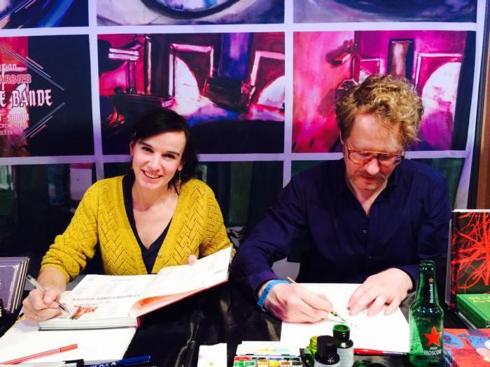 Dominique Goblet and Kai Pfeiffer