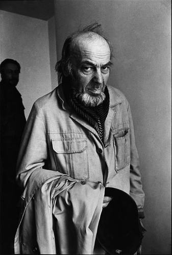 Boris Smelov, Portrait of Sholom Shvarts, 1995
