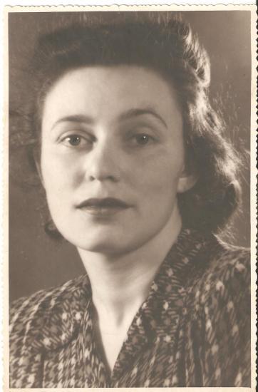 Kena Vidre, 1940s
