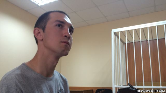 Maxim Kormelitsky in court