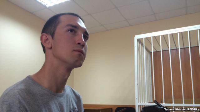 Maxim Kormelitsky in court