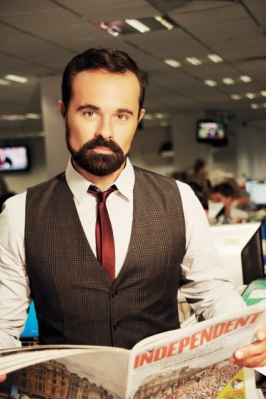 Evgeny Lebedev, publisher of The Independent