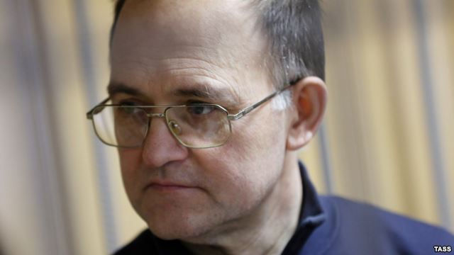 Sergei Krivov, Nikulinsky District Court, Moscow, December 23, 2013