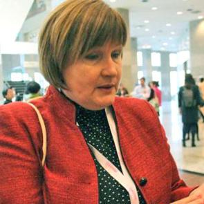 Valentina Cherevatenko. Courtesy of Frontline Defenders