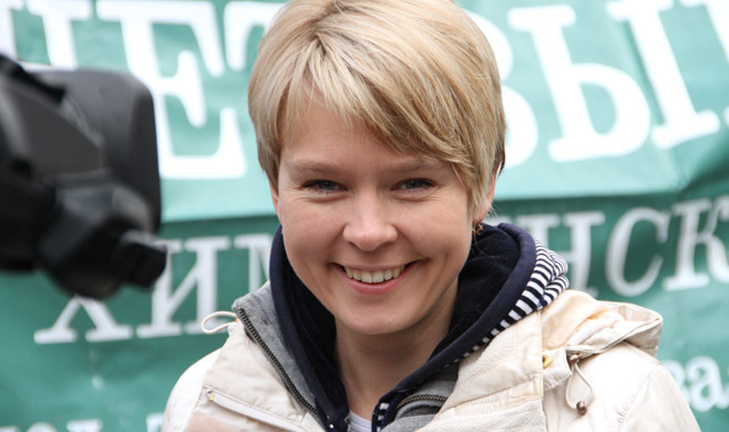 Yevgenia Chirikova