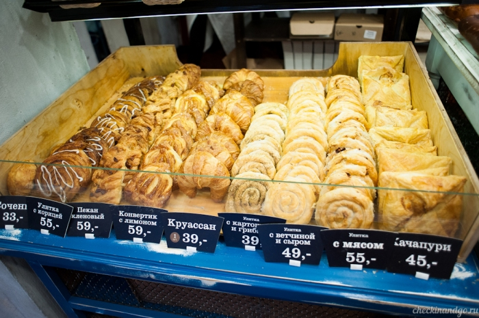 In the event of war, these tasty Petersburg pastries will be mobilized by the Defense Ministry. Photo courtesy of checkinandgo.ru