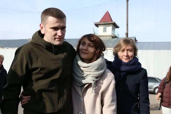 Alexei Gaskarov and his wife Anna Gaskarov. Photo by Anatrrra