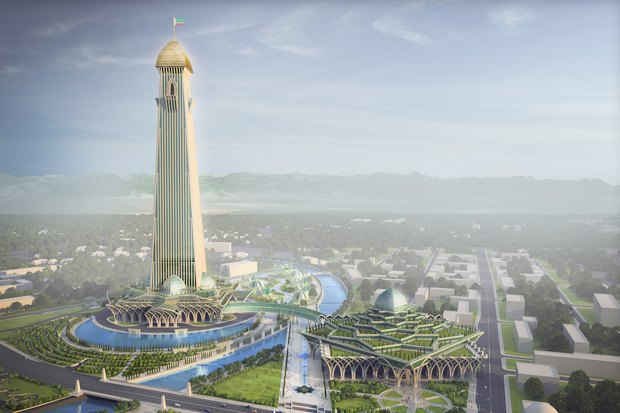 akhmat-tower