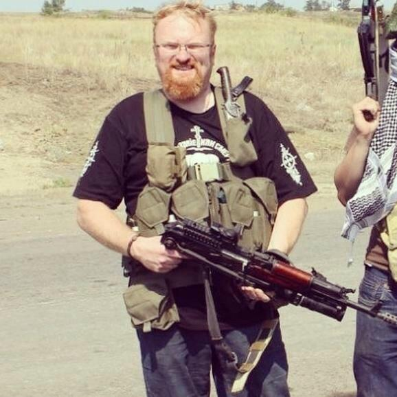 Russian MP Vitaly Milonov. Photo courtesy of @Fake_MIDRF