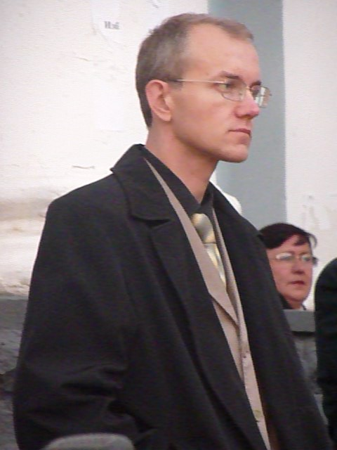 Russian MP Oleg Shein. Photo courtesy of Wikipedia