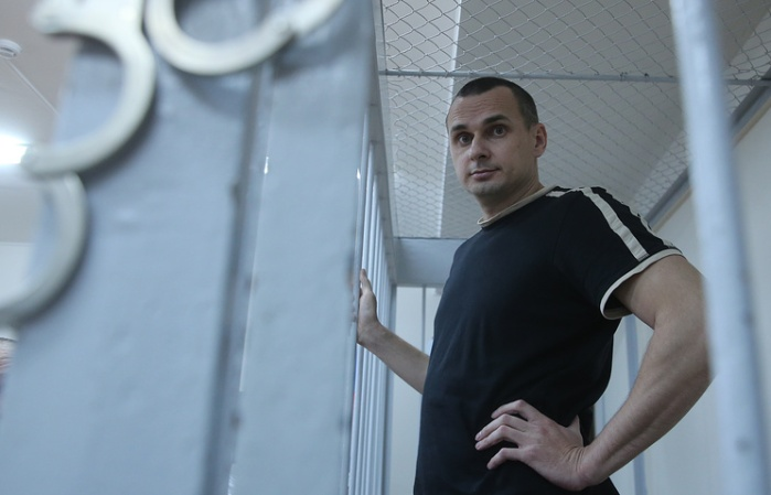 Oleg Sentsov. Photo courtesy of Sergei Fadeichev/TASS