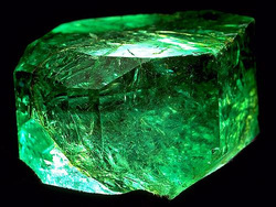 The Malyshevskoye is the only unique emerald deposit in Russia. Photo courtesy of pinterest.com