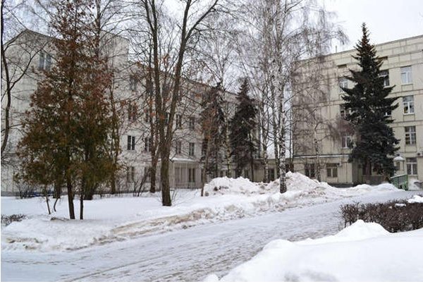 Psychiatric Hospital No. 15, Moscow. Photo courtesy of Action Trade Union