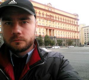 Alexei Moroshkin. Photo courtesy of Memorial
