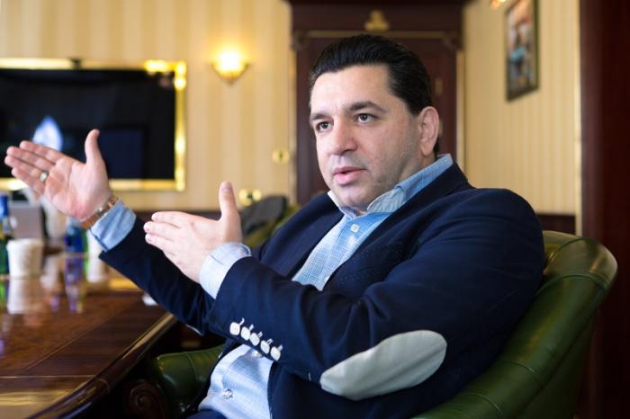 Merab Yelashvili. Photo courtesy of Alyona Kondyurina/RBC