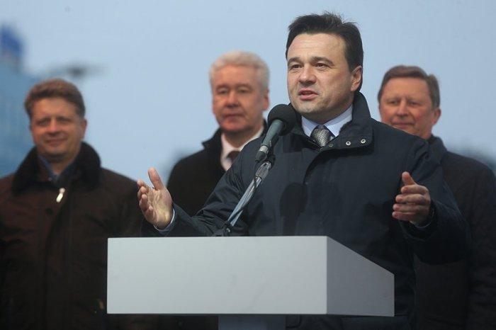 Moscow Region Governor Andrei Vorobyov. Photo courtesy of Sergei Fadeichev/TASS