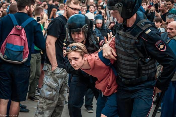 taubinskaya-moscow protest