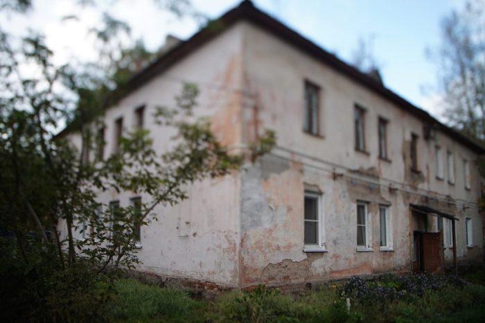 Дом № 44 по улице Тимуровской