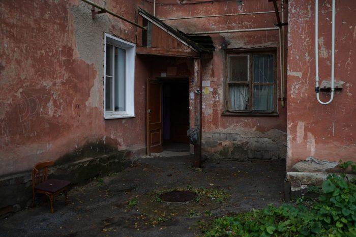 Дом № 38 по улице Тимуровской
