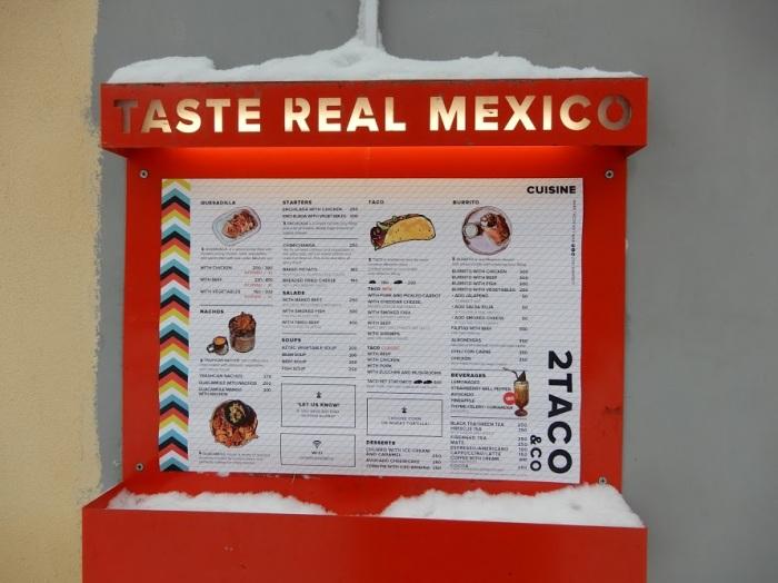 taste real mexico