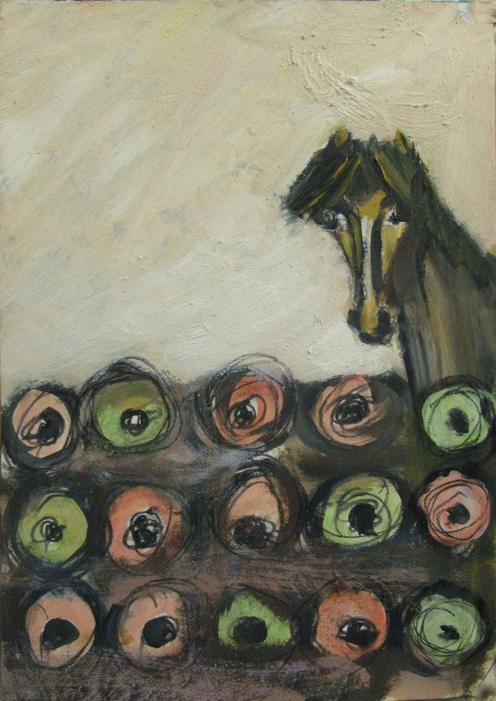 leiderman-horse story