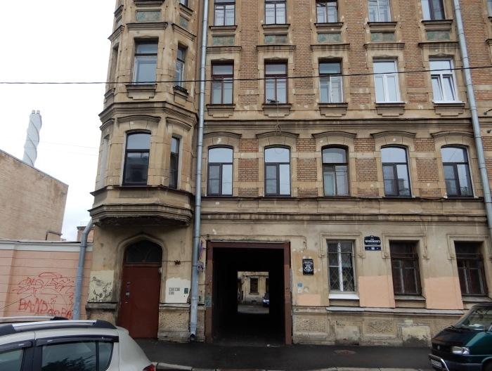 черняховского 69-дом