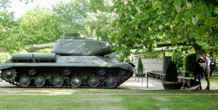 karlshorst tank