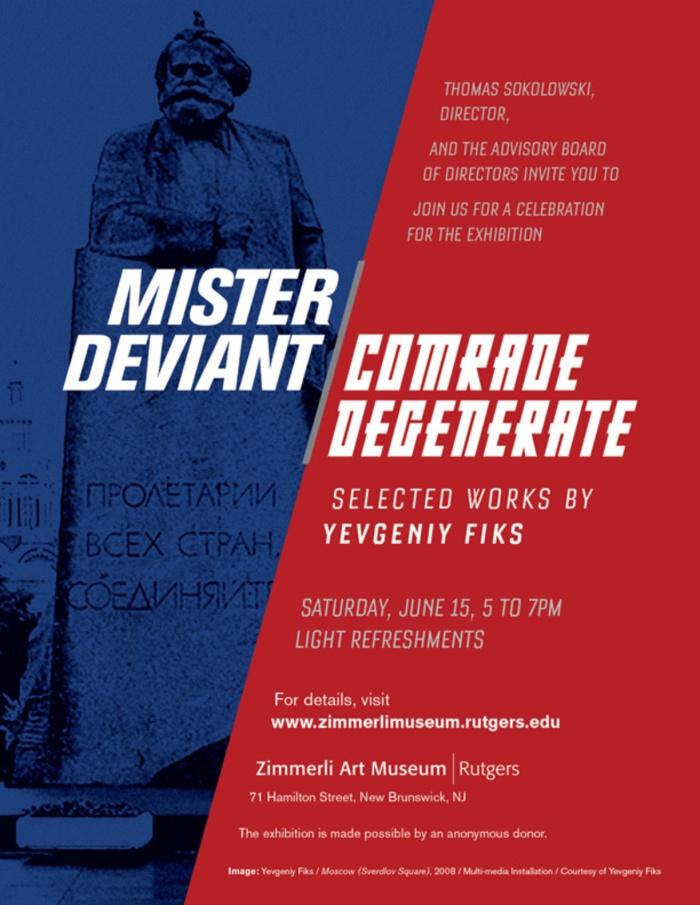 mister deviant