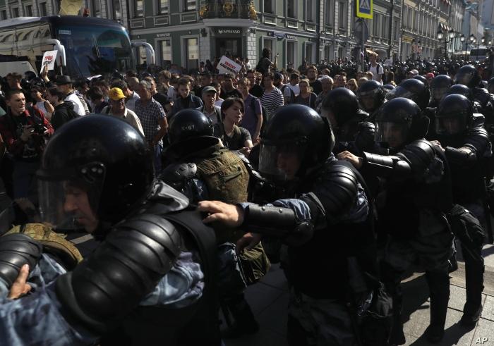 july 27 riot